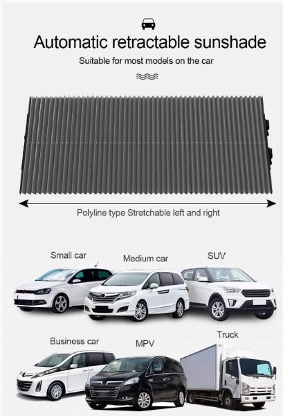 Pantalla protectora de rayos UV para coche GLADESHADE